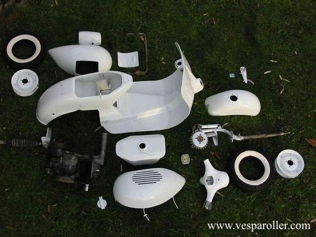 vespa scooter parts diagram vespa get free image about wiring diagram